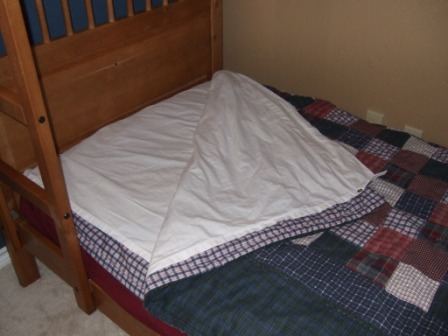 Diy No Sew Kids Bedrolls Great For Bunkbeds Why